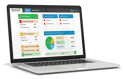 Expense Management Solution