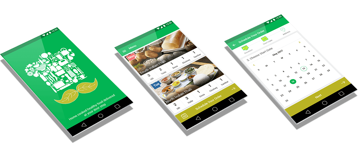 Food Ordering Application